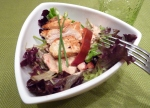 Chicken salad with thousand island dressing 1