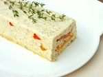 Ricotta Bell Pepper Terrine I